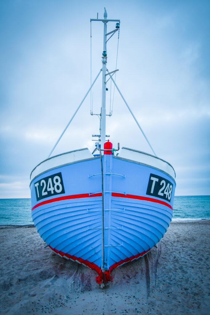 Fiskerbåd Nørre Vorupør