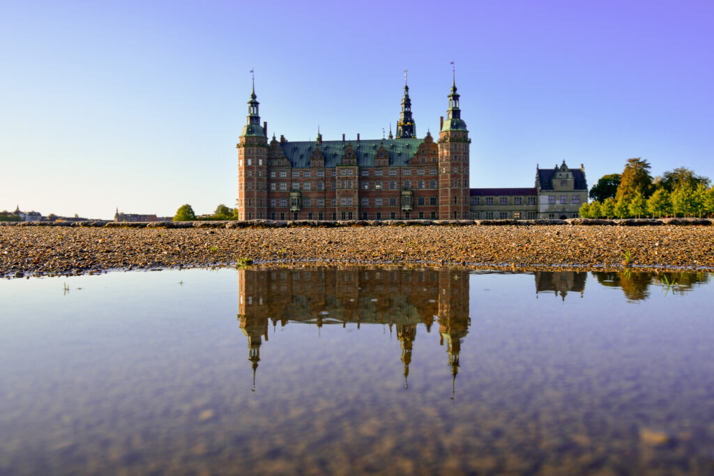 Frederiksborg Slot i Hillerød