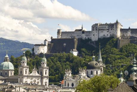 Hvad skal man se i salzburg